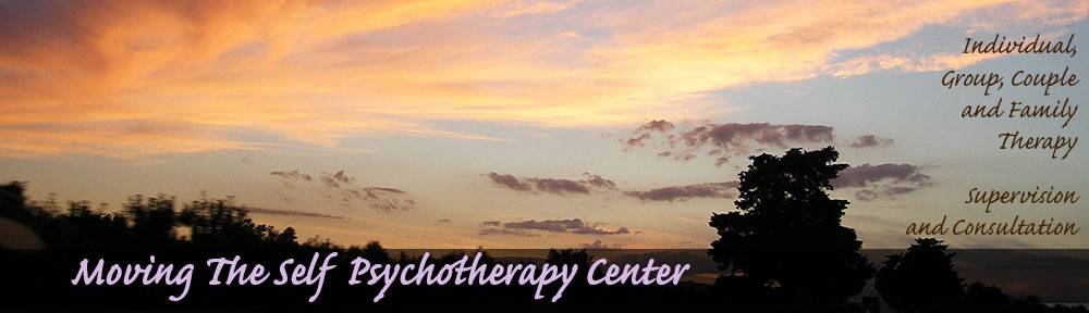 Moving the Self Psychotherapy Cdenter